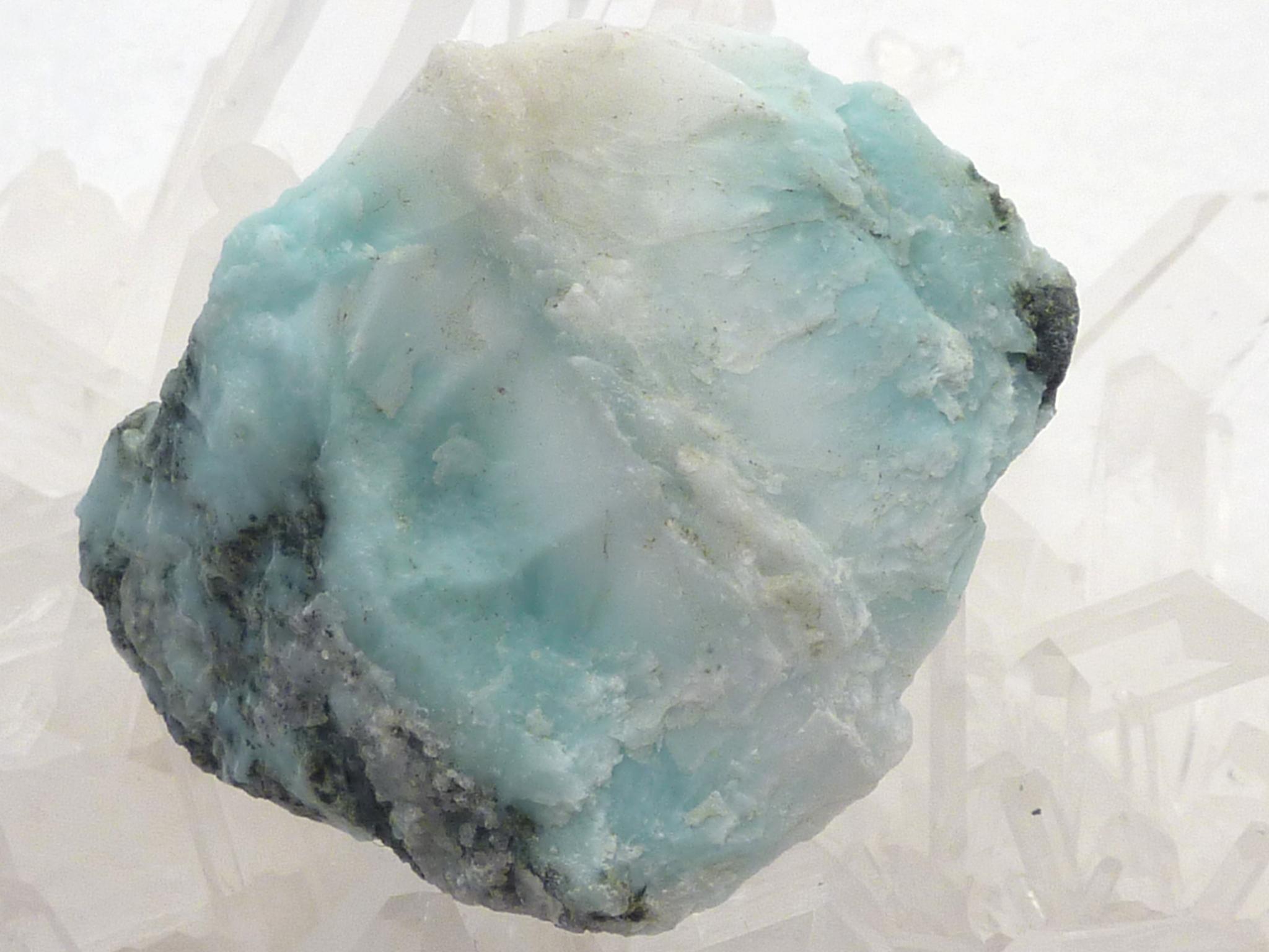 ラリマー 原石