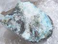 ラリマー 原石 <大サイズ> ☆ 母岩つき