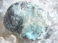 ラリマー 原石 大きな170グラム! 母岩つき ☆ ご奉仕品