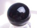 モリオン(黒水晶)丸玉 ☆ 24 mm ☆
