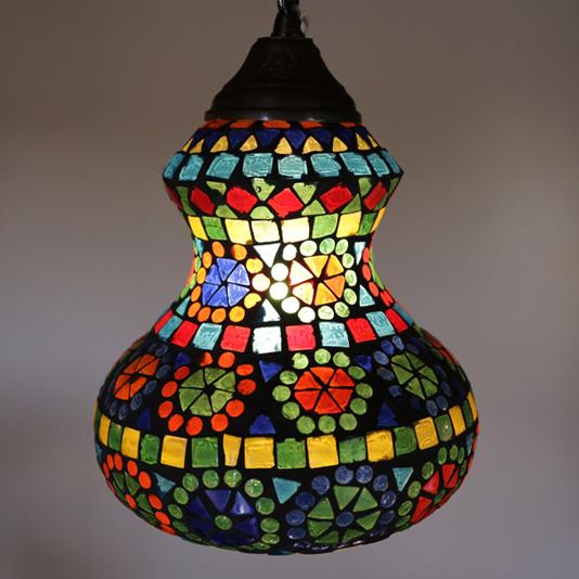 MOSAIC LAMP