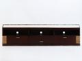 《送料無料》< 横幅 180cm >エグゼクティブクラスのTVボード【WTV-04】