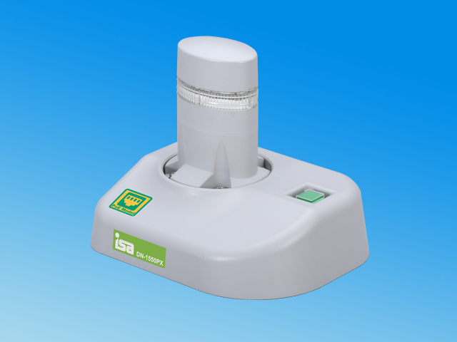 (k-poe1) 警子ちゃん4PX <1灯3色モデル> DN-1550PX-N1LS ※PoE受電規格対応、ネットワーク警告灯