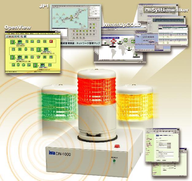 (K1_2) 終息品在庫限り DN-1000S AC100V電源内蔵モデル