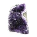【天然石決算セール 30%off】アメジストクラスター 底辺カット (ウルグアイ産) No.222