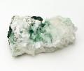 【天然石決算セール 30%off】グリーンアポフィライトクラスター (パシャン鉱山産) No.21
