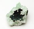 【天然石決算セール 30%off】グリーンアポフィライトクラスター (パシャン鉱山産) No.23
