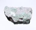 グリーンアポフィライトクラスター (パシャン鉱山産) No.31