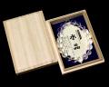 ブレスレット 天然水晶 128面カット(10mm玉)