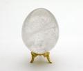 【天然石決算セール 30%off】水晶 卵 (エッグ 型)(ジラソル) No.6