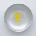 一文字皿 シルバー(純錫製)【繁】 『盛り塩用』