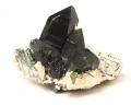 モリオン(黒水晶)高品質クラスター No.65
