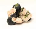 モリオン(黒水晶)高品質クラスター No.66