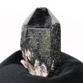 モリオン(黒水晶)クラスター (山東省産) No.71