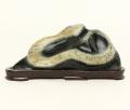 【天然石決算セール 30%off】白蛇石(はくじゃせき) No.174