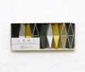 お箸飾り 鉱石 オニキス 9個セット アート