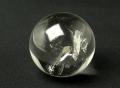 丸玉 天然水晶 (貫入水晶) φ36 No.29
