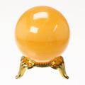 丸玉 オレンジカルサイト φ38 No.25