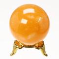 丸玉 オレンジカルサイト φ40 No.27