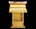 【アウトレット】 外祭用神棚 銅板葺折れ屋根宮(板宮)〈G-306 36号〉 No.2