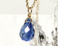 Jewel Drops カイヤナイト K18 No.6