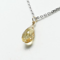 Jewel Drops シトリン K18 No.11