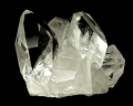水晶クラスター (トマスゴンサガ産)(レインボー入り) No.197