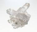 水晶クラスター (ブラジル産) ダブルターミネイテッド No.336