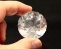 本水晶 ダイヤモンド カット No.2
