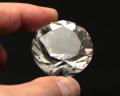本水晶 ダイヤモンド カット No.3