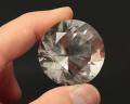 本水晶 ダイヤモンド カット No.5
