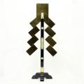 金幣 切下型十字台 串高60cm