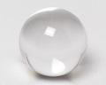 丸玉 天然水晶 130mm