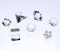 プラトニックソリッド 7種セット ガネッシュヒマール水晶 No.1