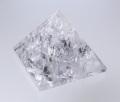 水晶ピラミッド レインボー (ブラジル産) No.63