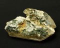 ツインクリスタル水晶ポイント(ヒマラヤ・マニハール産)(ガーデン、ルチル入り) No.161