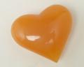 タンブル ハート型 オレンジカルサイト No.2