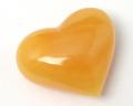 タンブル ハート型 オレンジカルサイト No.5