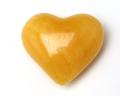 タンブル ハート型 オレンジカルサイト No.8
