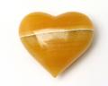 タンブル ハート型 オレンジカルサイト No.9