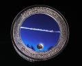 チェリャビンスク隕石メダル 《説明書付》