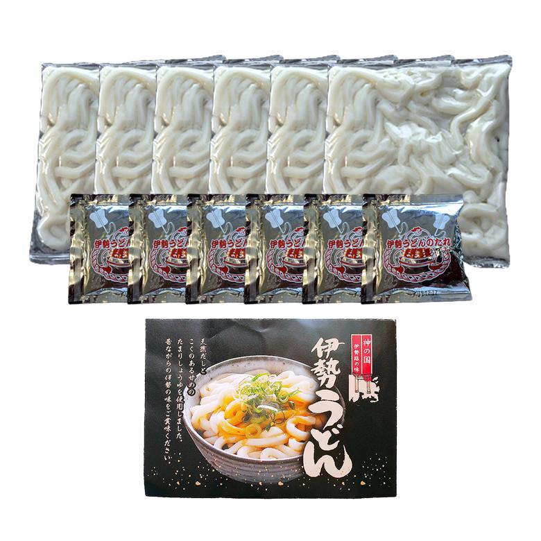 ロングライフ麺_6食分