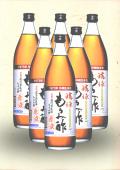 【定期購入】琉球もろみ酢原液 6本セット