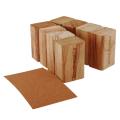 天然ブロックくすの木8個組(紙ヤスリ付) 喜多製材所