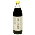 淡口(うすくち)丸大豆醤油 900ml 大徳醤油