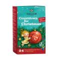 クリスマス カウントダウンのお茶 1~3g×24袋 ゾネントア