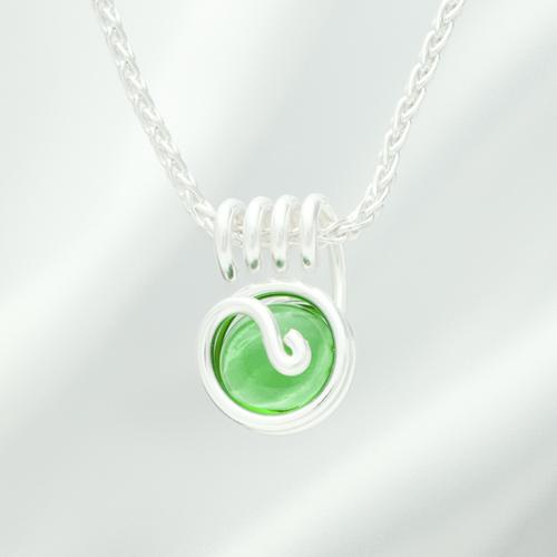 チューブ 緑