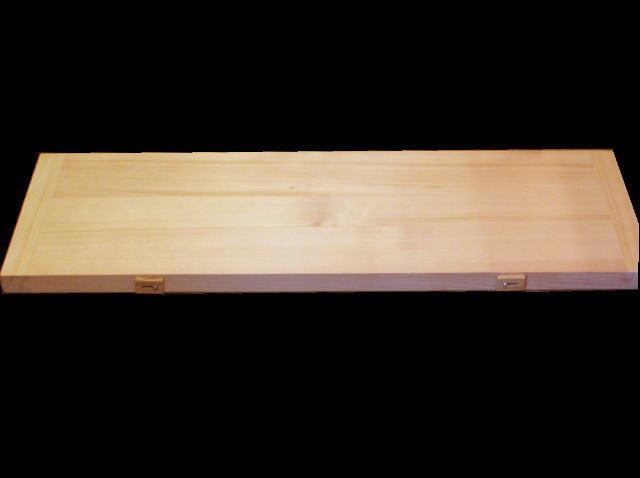 そば切りまな板 長さ120cm 手打そば店業務用としても使える大型サイズ 00745