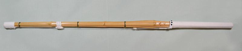 八角小判竹刀(真竹) 仕組完成品 SSPシール付 39