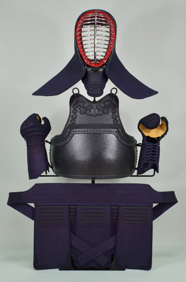 上製6ミリピッチ刺織刺防具 「黒龍」